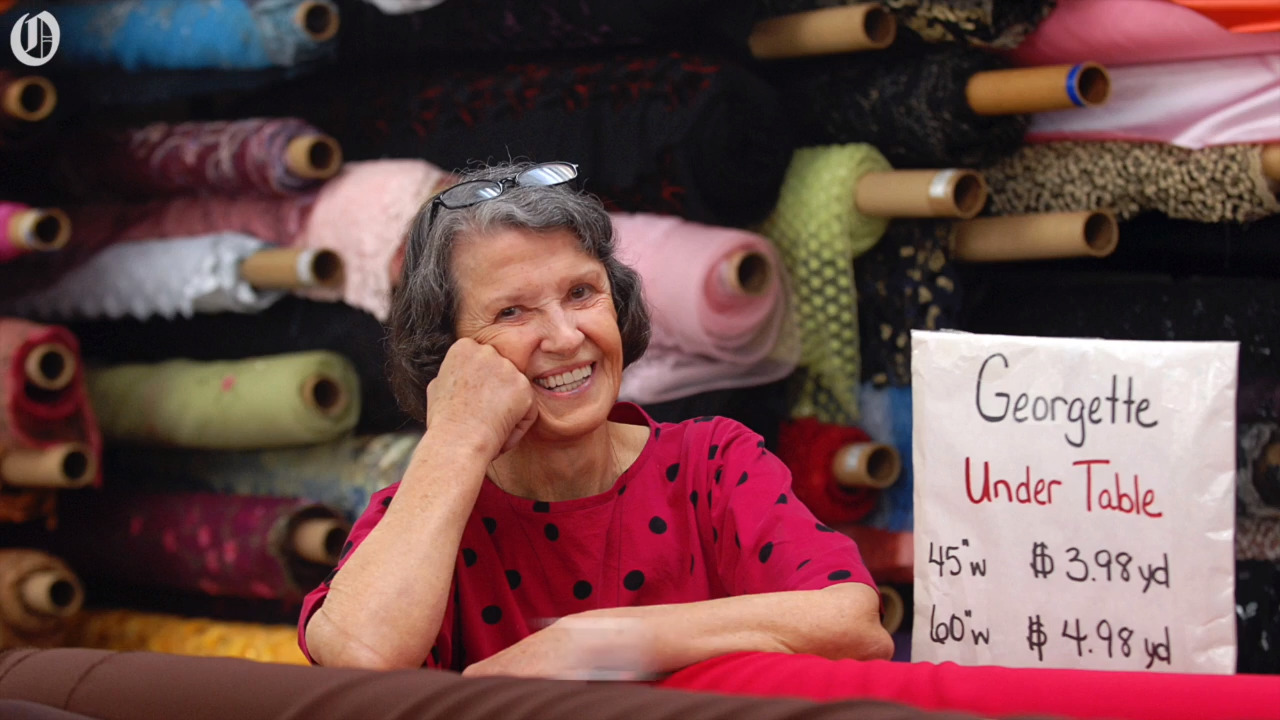 Inside a local landmark's final days: Tears and stories flow for Mary Jo's Cloth Store