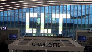 Concourse A extension has wow factor at Charlotte Douglas