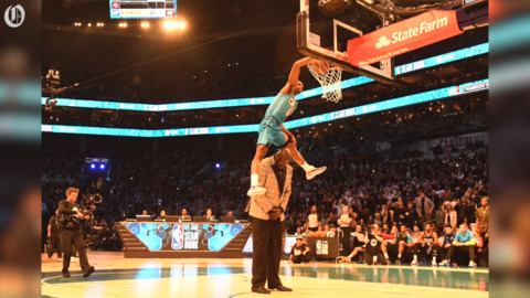 Best dunks in the NBA All-Star Dunk Contest