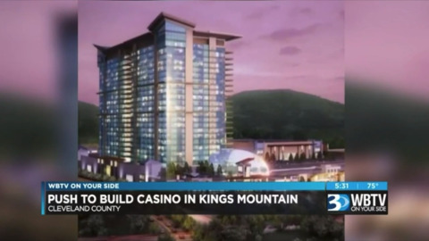Catawba tribe wants to open a casino near Charlotte. Cherokees call it a 'land grab.'