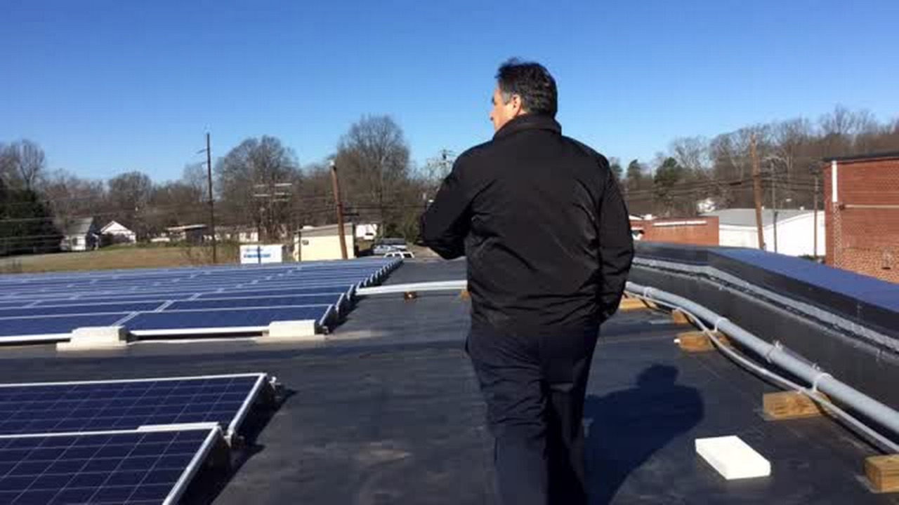 Favorable rates for solar power to continue at Duke Energy