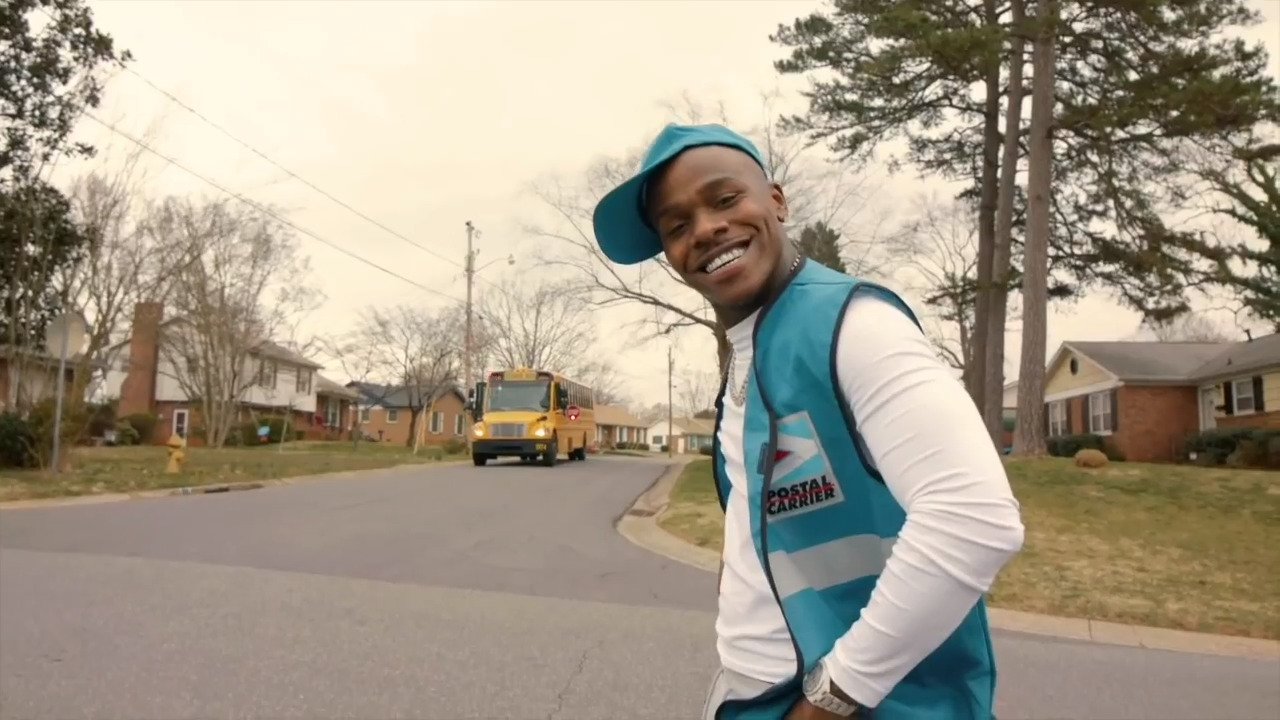 Charlotte's DaBaby wows with giant dancing babies at BET Awards as song goes platinum