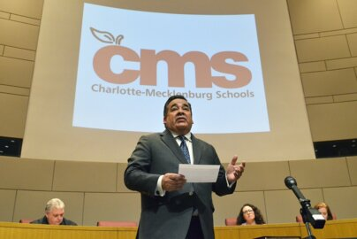 'He should know better.' Ex-CMS superintendent Wilcox accused of racist, sexist remarks