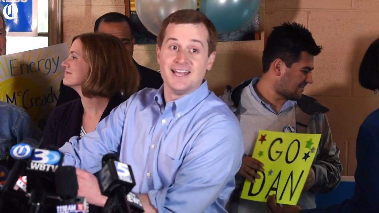 Dan McCready kicks off his campaign, a day after officials order a new 9th District vote