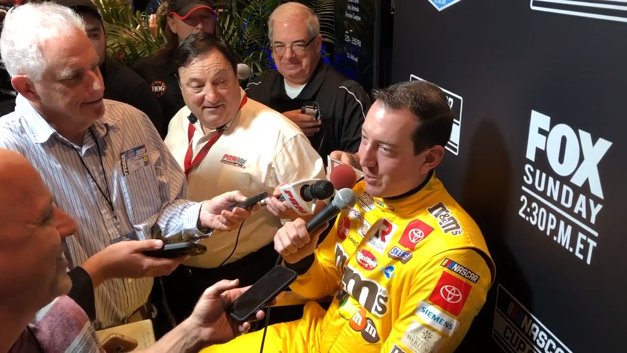 NASCAR enters Daytona 500 as a sport without a face. Can Kyle Busch, Chase Elliott be it?