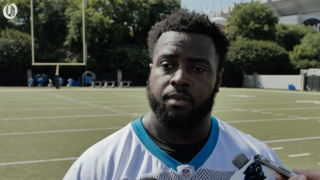 Carolina Panthers defensive tackle Kawann Short on his role in NFL, Panthers