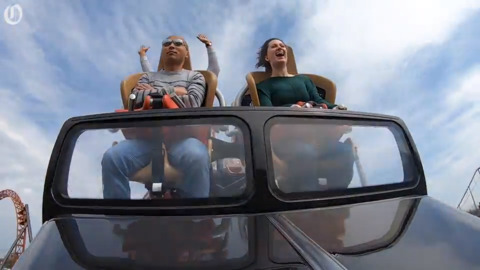 Why I tried to have as little fun as I possibly could on Carowinds' new roller coaster