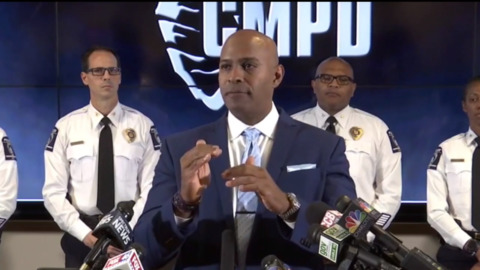 New CMPD de-escalation rule not 'perfect' but step toward better policing, chief says