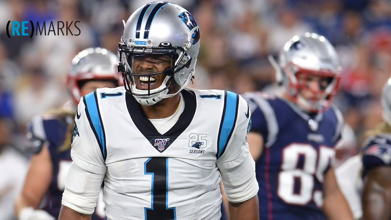 Should Panthers sign Kaepernick if this Cam Newton injury — or the next — is serious?