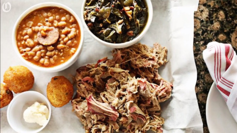 Want luck in the new year? Fill your plate with these Southern foods