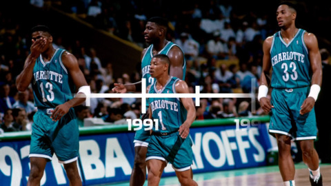 The journey of the jersey: a look-back at the history of the Hornets uniforms