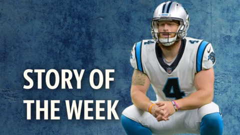Panthers have forced 2 punts in the last 4 games. Intriguing numbers to watch vs Lions
