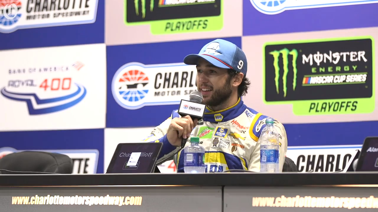 How every playoff driver fared in NASCAR's Roval 400 at Charlotte Motor Speedway