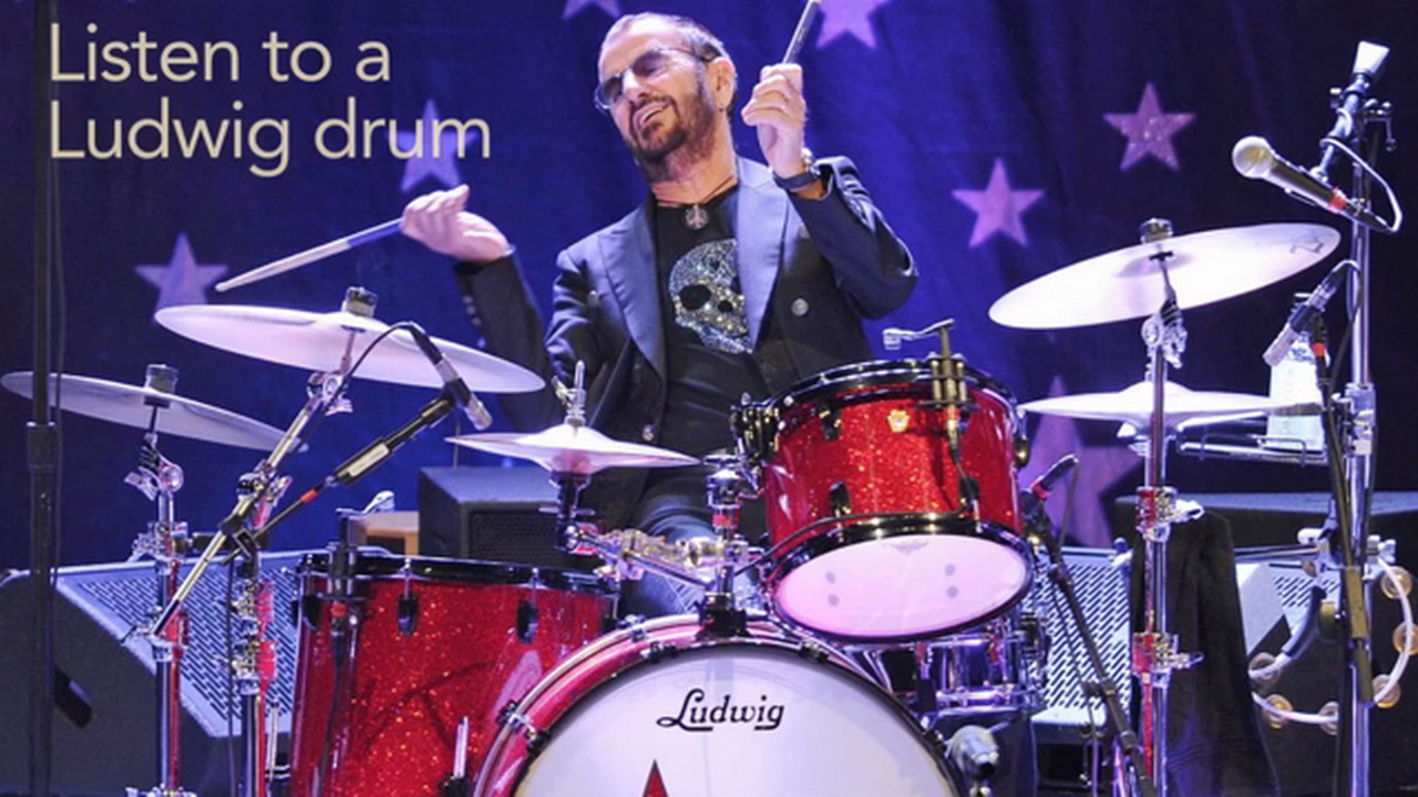 Ludwig Drums For Ringo Starr Are Made In A Small Nc Town Charlotte Observer