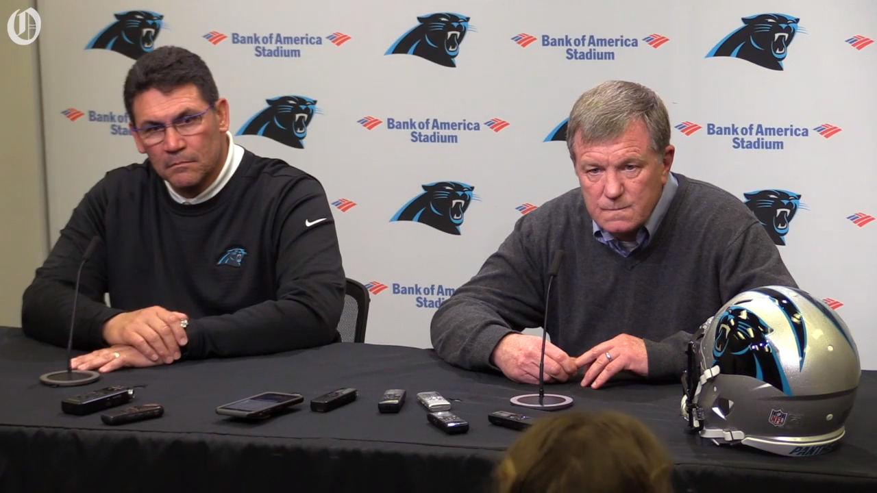 Panthers mock draft: What if Carolina goes OL in round one, QB later?