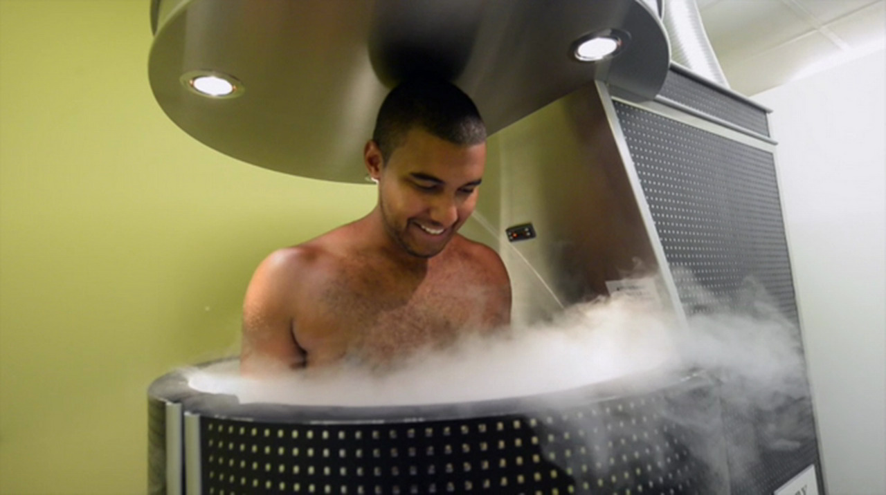 Center opening on Hilton Head offering cryotherapy plus a cure for a hangover