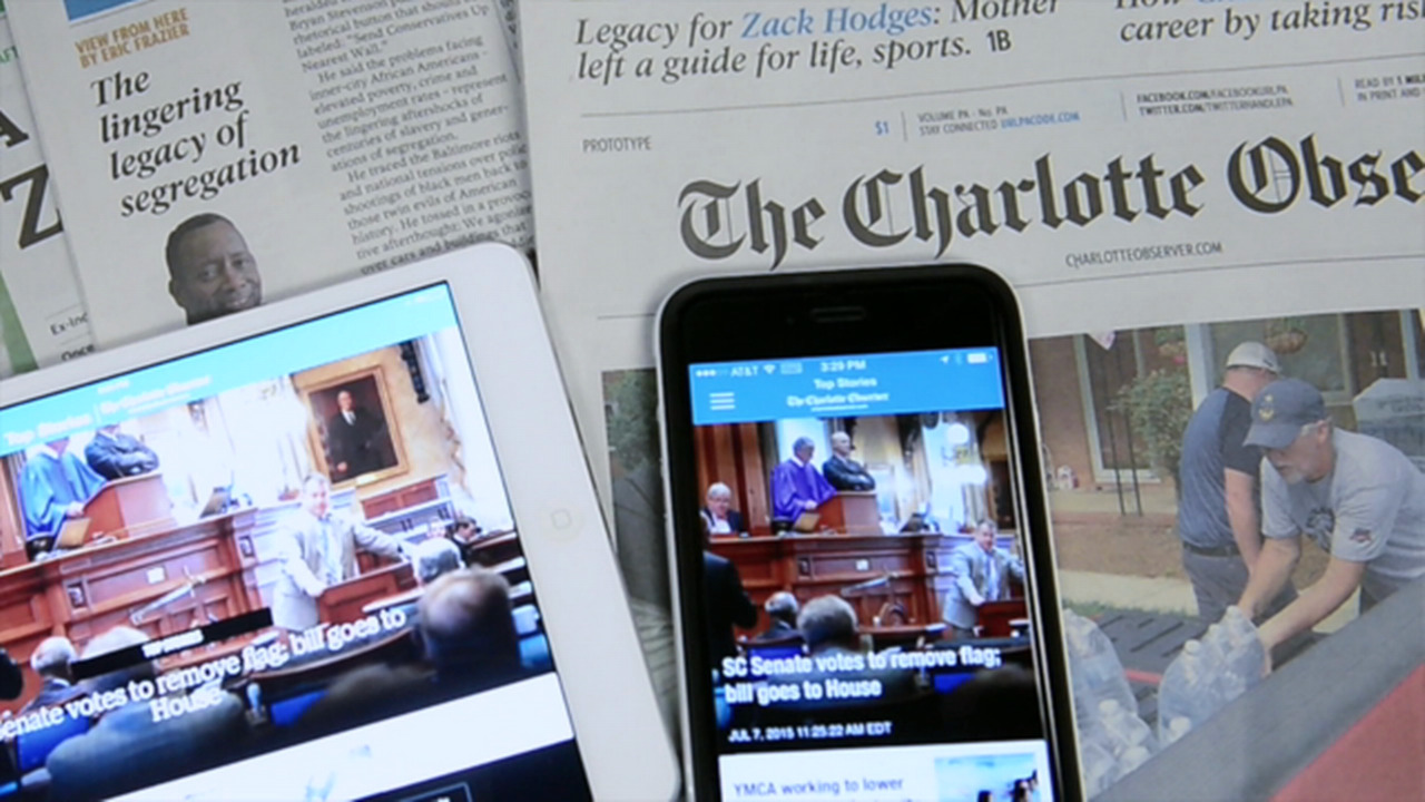 Digital editions feature new design, more updates