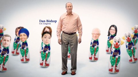 Dan Bishop has edge in 9th District GOP money. But a rival has bigger outside support.