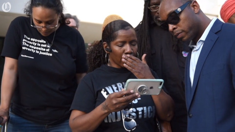 'No more of the fakery': Activists decry police, city council over shooting video