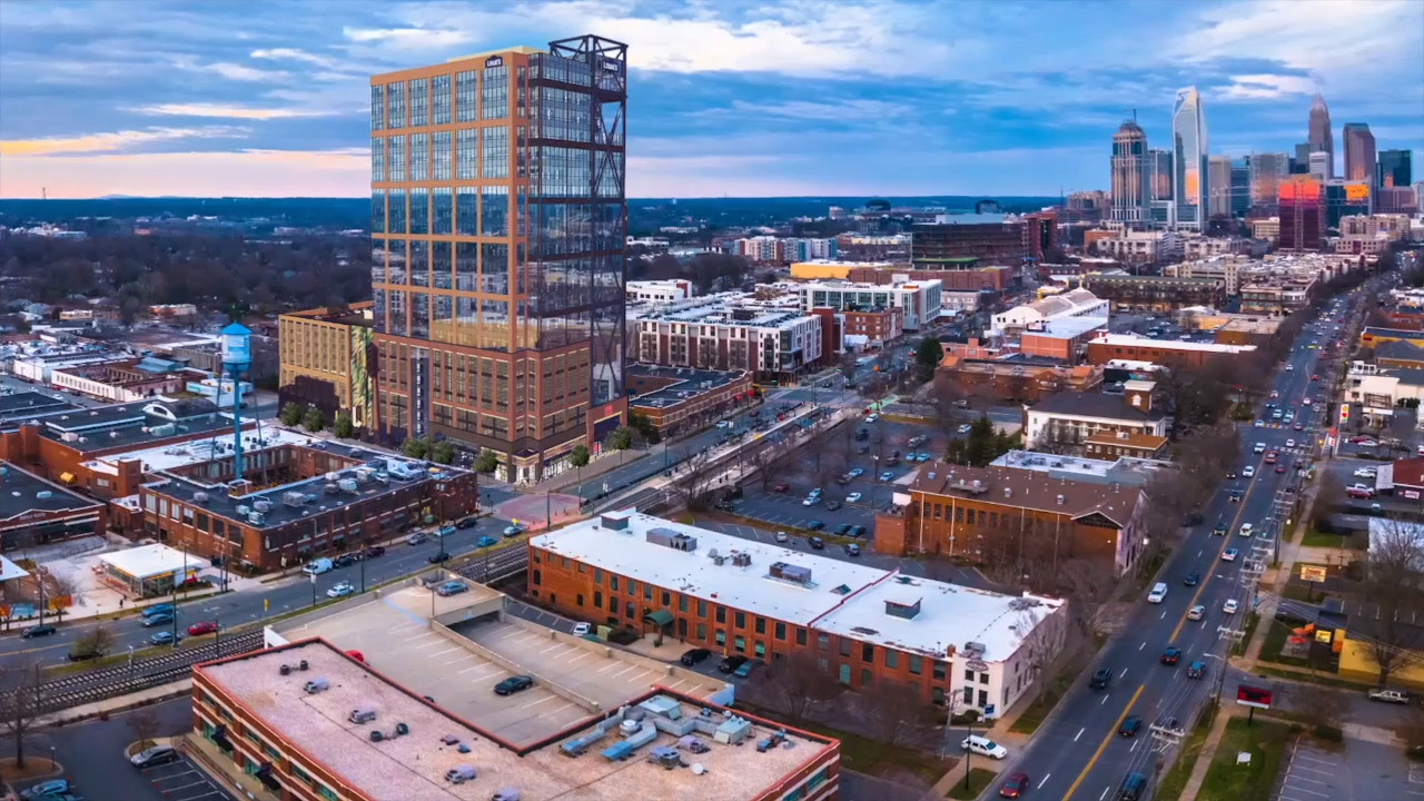 Why Lowe's chose Charlotte for our new tech hub