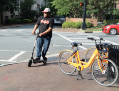 How some in Charlotte are making hundreds of dollars charging scooters