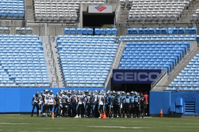 Panthers fans will be allowed at the next home game