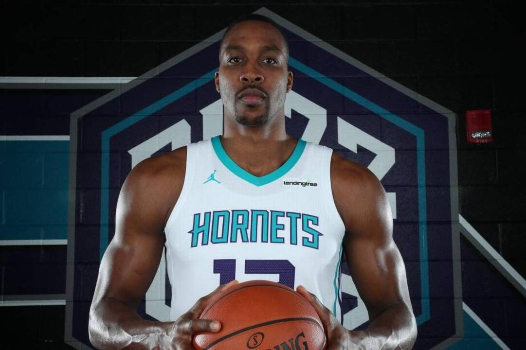 eab1370752f Exclusive: Charlotte Hornets team up with local company for first jersey  patch | Charlotte Observer
