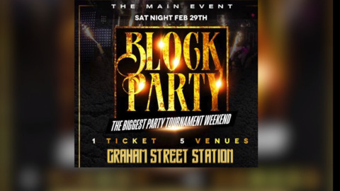 CIAA parties, DJs and celebrities will pour into Charlotte. Here's where and how to go.
