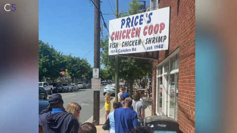 'This is a tragedy' Charlotte says goodbye to Price's Chicken Coop