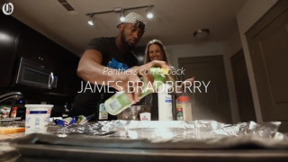 Cooking with the Panthers' James Bradberry, Part 2: All about football