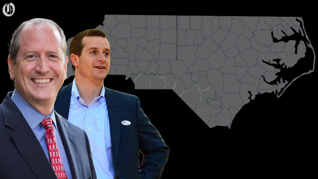 Early results show Bishop, McCready locked in tight race in NC District 9