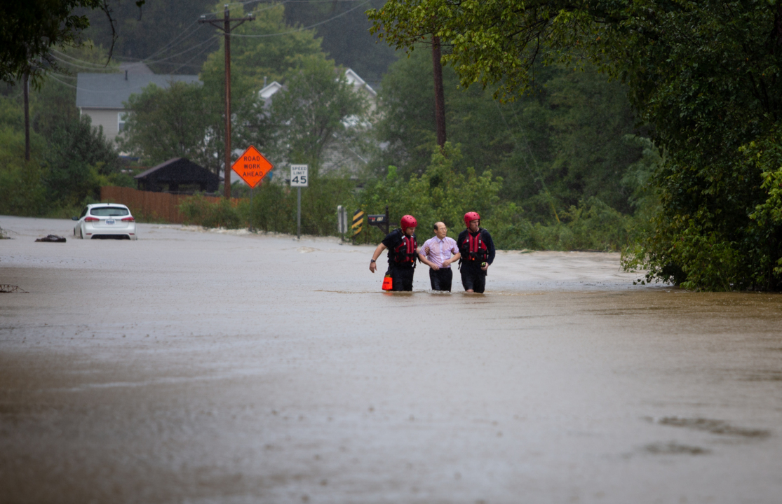 Florence death toll rises to 36, including 3 young children, in Carolinas, Virginia