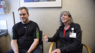 Cardiac nurse saves fellow runner to the beat of