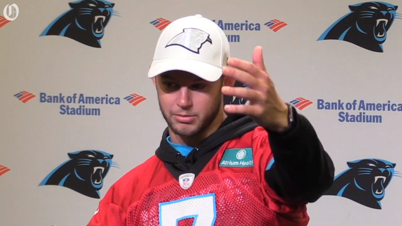 'Did that really happen?' An inside look at Kyle Allen's meteoric rise as Panthers QB