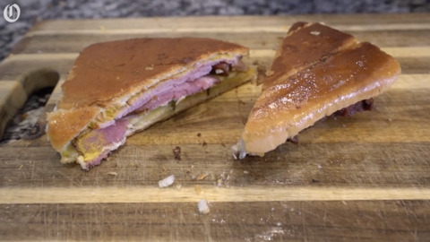 The best Cuban sandwich in Charlotte is in your hands – and it's about to get easier