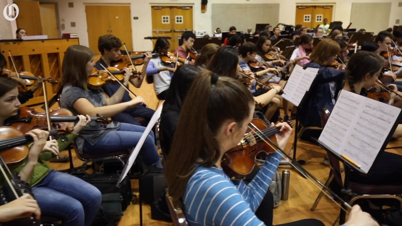 There's a new youth orchestra in town – 4, actually – because parents refused to lose this leader