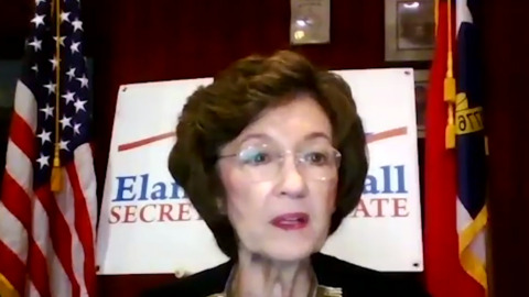 Meet Elaine Marshall, incumbent candidate for NC Secretary of State