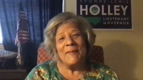Meet Yvonne Lewis Holley, candidate for NC Lt. Governor