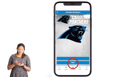 'A pain in the butt': Some Panthers fans frustrated by all-mobile ticketing