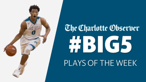 Five big plays from high school basketball this week