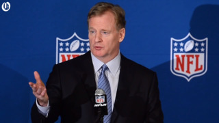 Roger Goodell: NFL will fine teams for players not complying with national-anthem rule