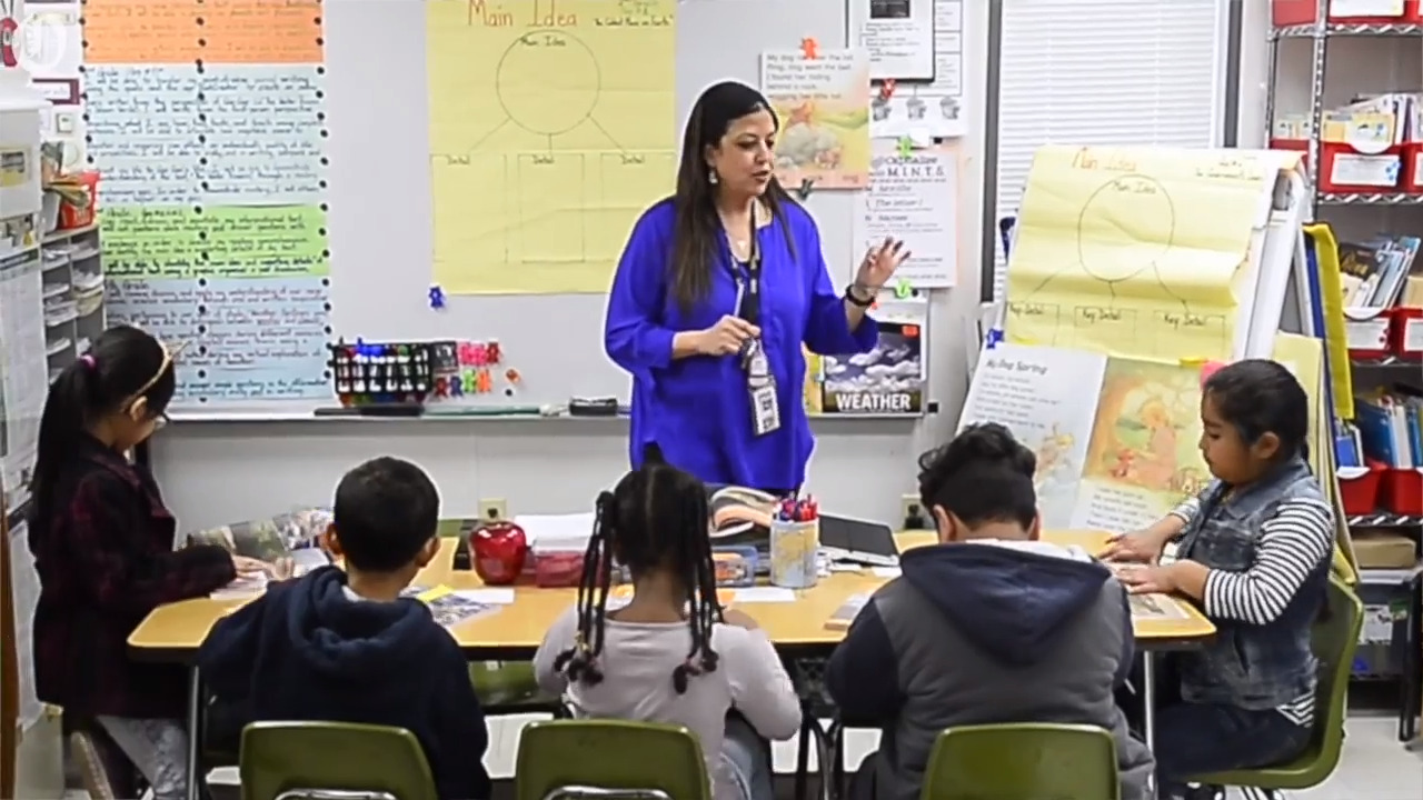 CMS tops 20,000 immigrant students learning English | Charlotte Observer
