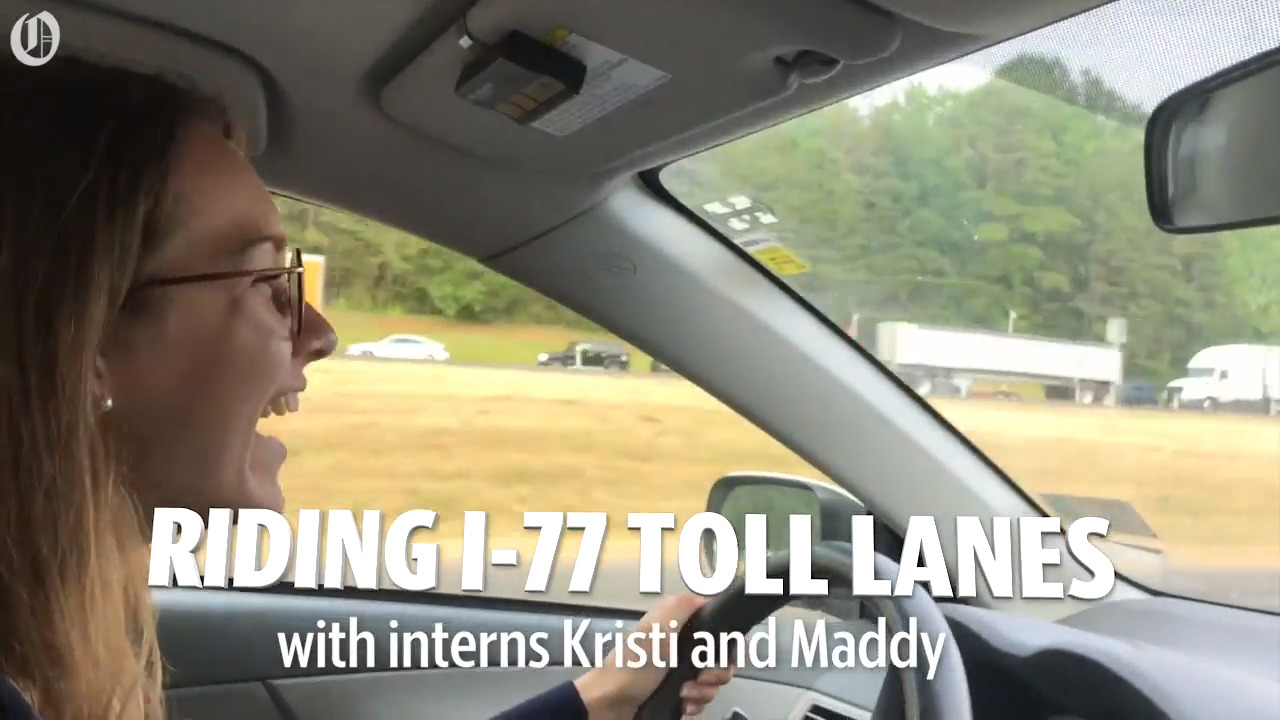 I-77 toll lanes have cut rush-hour travel times, operator says. Not everybody's happy.