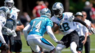 Panthers rookie Rashaan Gaulden wants a starting job