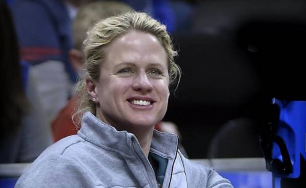 Here's how much of a raise former KU strength coach Andrea Hudy is getting with Texas