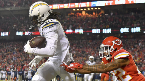 Chiefs Andy Reid on teams 29-28 Thursday night loss to the Chargers