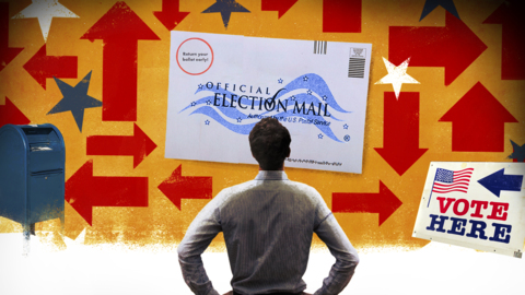 Voters navigate intricacies of vote-by-mail system in Missouri and Kansas
