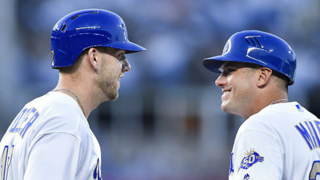 How do the Royals stay positive during a struggling season?