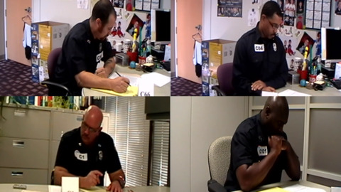 Video-recorded tests show bias in KCFD promotions