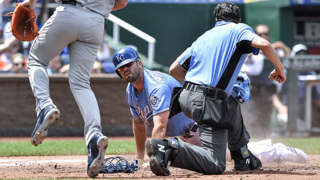 Royals Moustakas and Duffy ejected from game against Astros